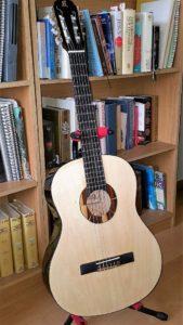 Beginners classical guitar