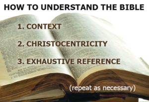 Understanding the bible image