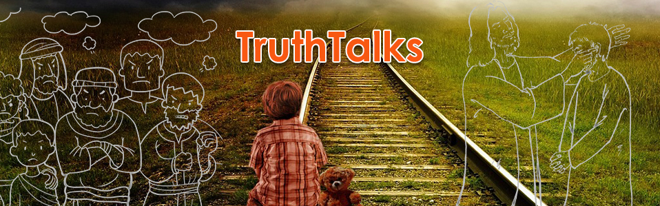 TruthTalks Warrior God Top image